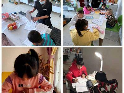 努力与反思缺一不可——记兰州成功小学假期学习效果测试