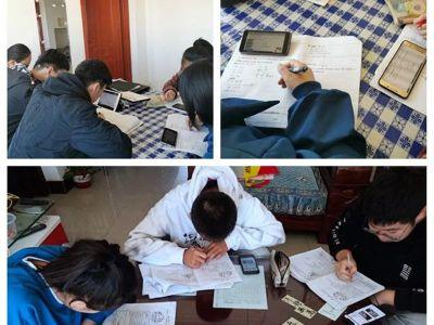 【成功学校寒假的意义】遇上一群人,共做一件事,同为一个目标向前进!