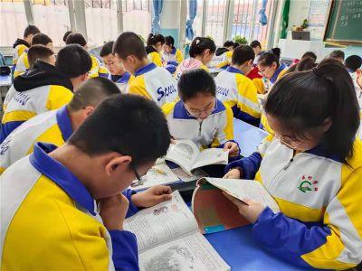 智慧与美的语文课堂   兰州成功学校初二年级四位语文老师的同课异构课堂