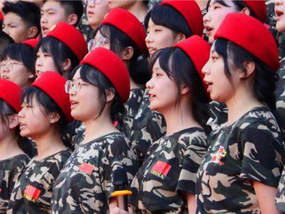 【爱我中华 永远跟党走】兰州成功学校举行庆祝建党100周年红歌比赛